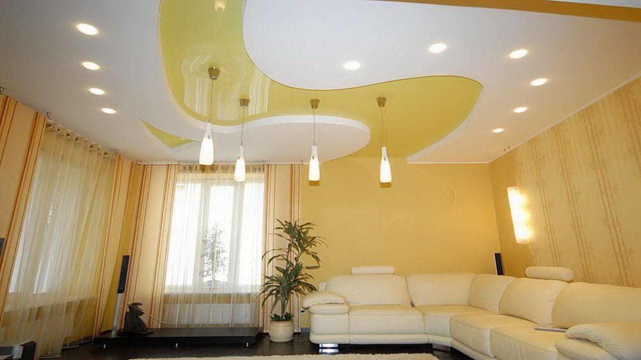 Dise O De Techos Ideas Modernas Del Interior De Las Habitaciones ~ Decoracion De Techos Interiores