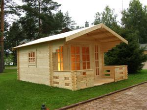 Case Piccole Con Giardino : Casa estiva con veranda costruzione di case giardino per cottage con