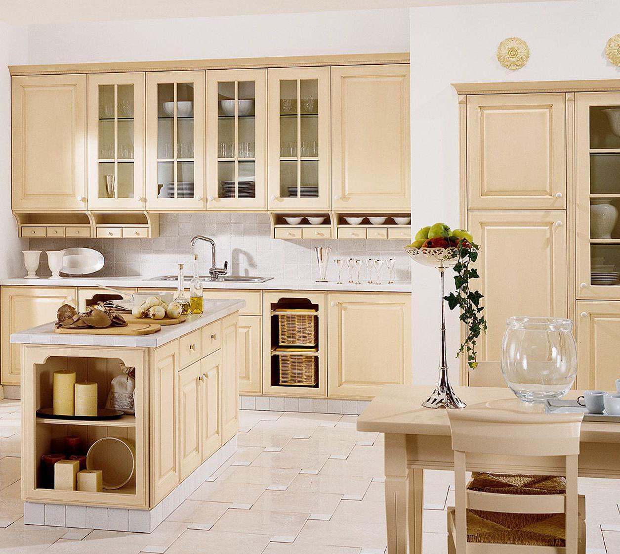 La combinación de colores es gris con beige. Muebles beige en la ...